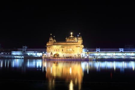 amritsar: Golden Temple of Amritsar Stock Photo