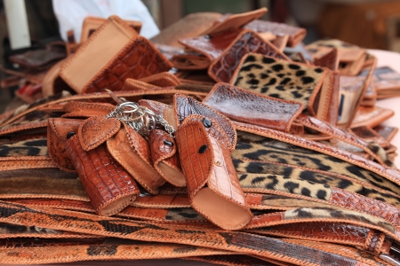 poaching: Illegal Leather