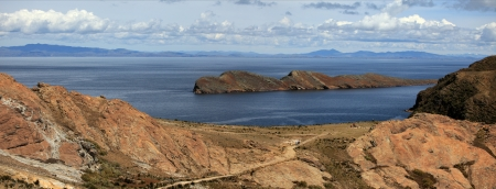 Lake Titicaca photo