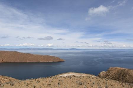 Lake Titicaca photo