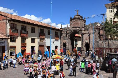 indios: Inca Festival in Cuzco