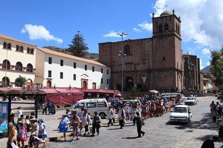 indios: Cuzco in Peru