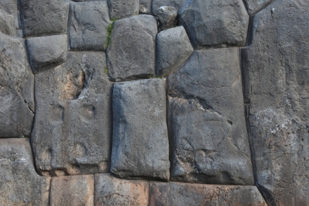Sacsayhuaman Inca Fortress at Cuzco photo