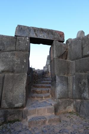 Sacsayhuaman Inca Fortress at Cuzco