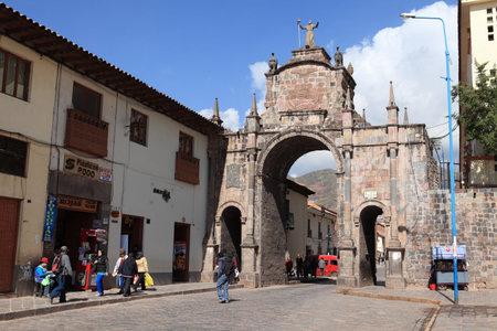 cuzco: Cuzco in Peru