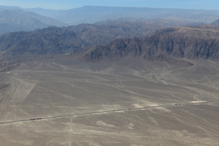The Nazca Lines in Peru photo