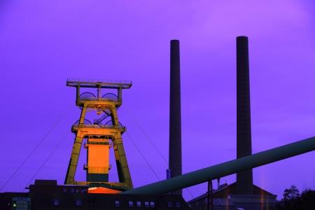 Salt Mine Conveyor Shaft