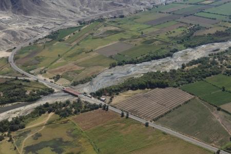 alluvial: The Nazca Oasis in Peru