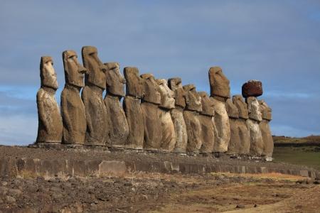 moai: Isla de Pascua Moai Statue