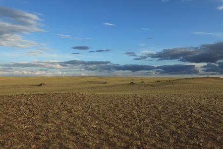 vast: Landscape in Mongolia