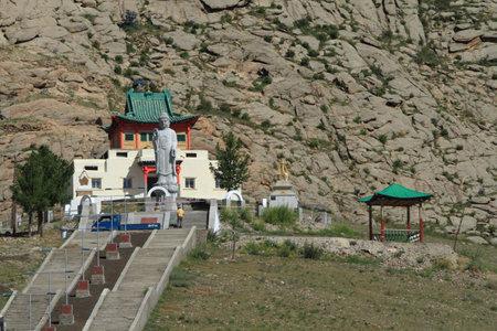 bouddhisme: Bouddhisme Temple de la Mongolie Editeur