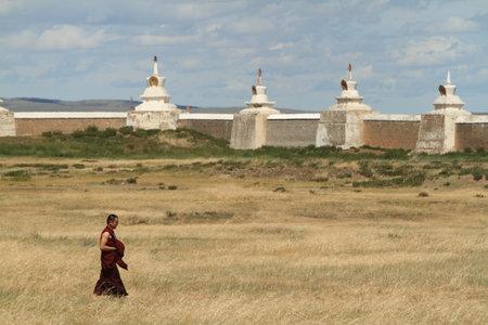 bouddhisme: Bouddhisme Monks