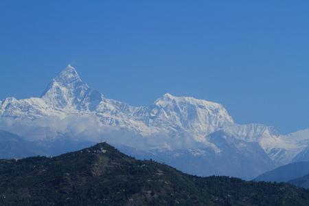 pinnacle: Annapurna Range