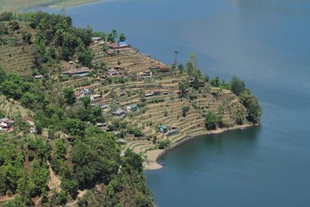 pokhara: Lake Pokhara