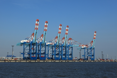 seaport: Seaport of Bremerhaven