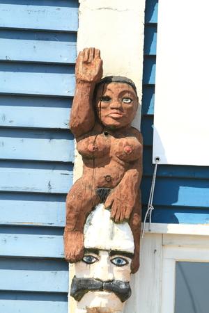 wooden figure: Wooden Figure