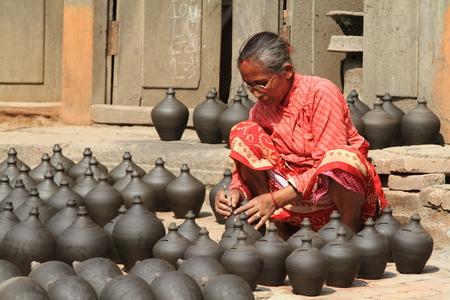 Woman Worker photo