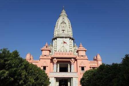 golden temple: Varanasi Kashi Vishwanath Temple Stock Photo