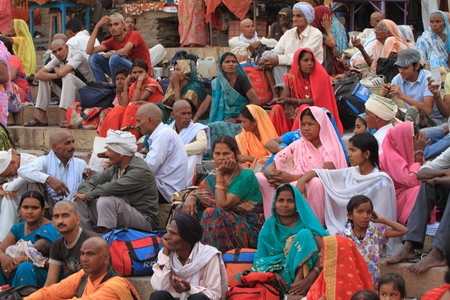 hindues: La gente en la India