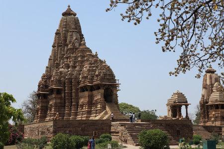 madhya: The Temple City of Khajuraho in India Editorial