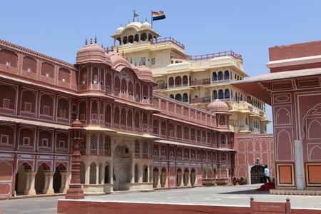 maharaja: The City Palace of Jaipur in India