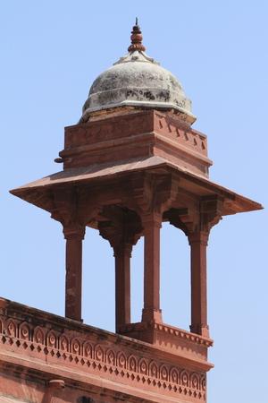 fatehpur sikri: The Palace of Fatehpur Sikri in India