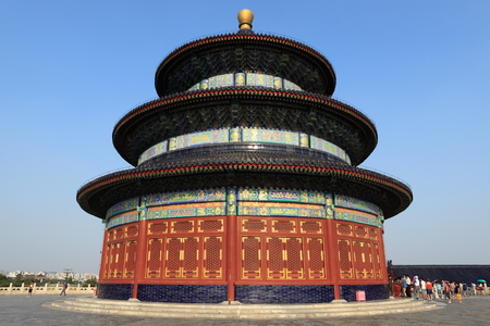 temple of heaven: The Temple of Heaven in Beijing China