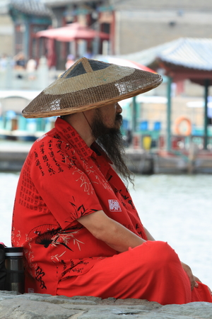 traditional chinese: Traditional Chinese Man