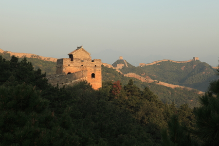 jinshanling: The Great Wall of China Jinshanling close to Jinshanling
