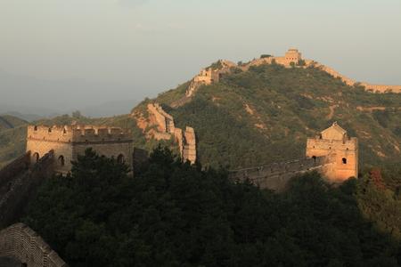 jinshanling: The Great Wall of China Jinshanling close to Jinshanling