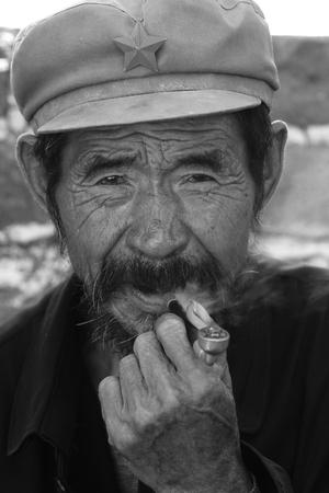 renter: Old Chinese Man