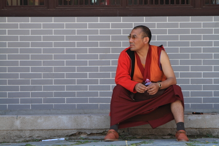 buddhism: Buddhism Monks in China