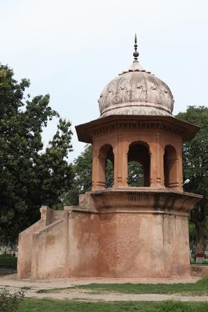 hindues: Templo Hind� de Amritsar en la India Foto de archivo
