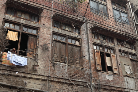 krottenwijk: Slum van India