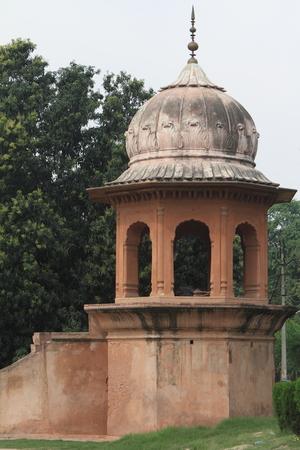 hindus: Templo Hind� de Amritsar en la India Foto de archivo