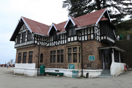 The City of Shimla in India