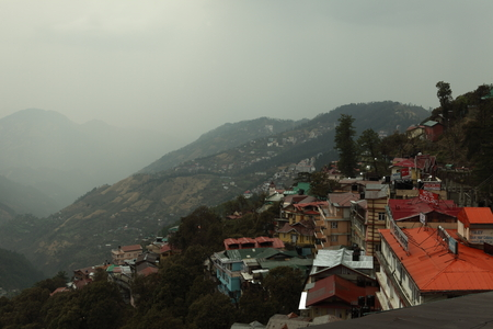 precipitaci�n: La temporada de lluvias en la India