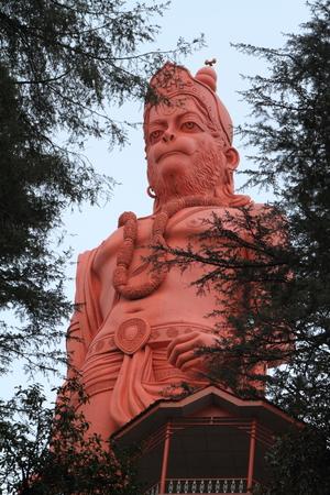 hanuman: Lord Hanuman temple of shimla in India