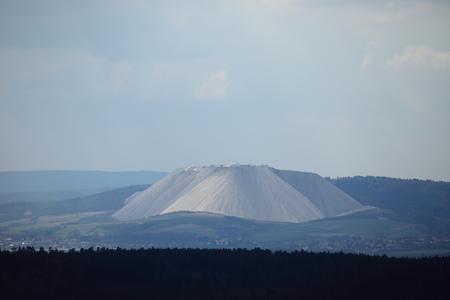 tailings: Potash Plant Mountain