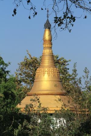 gautama: Birthplace of Buddha in Lumbini Nepal