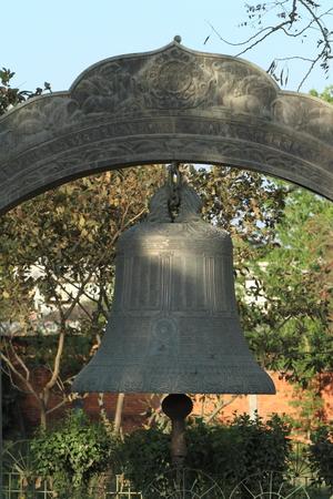 church bell: church bell Stock Photo