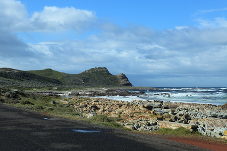 cape of good hope: Cape of Good Hope in South Africa