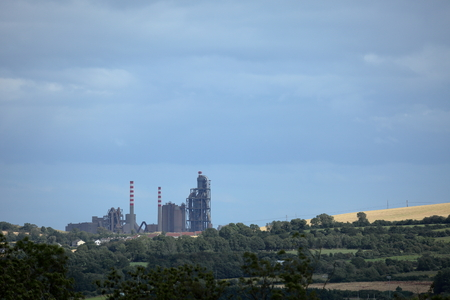 northern ireland: Factory plant in Northern Ireland