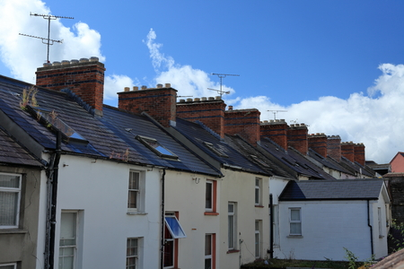 townhouses: Townhouses in Derry Northern Ireland