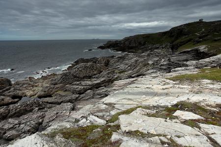 irish landscape: The landscape of Malin Head in Ireland