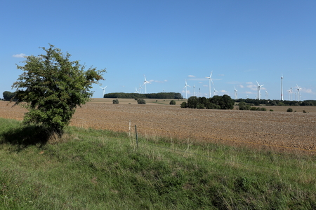 electricity generation: Wind turbines for electricity generation