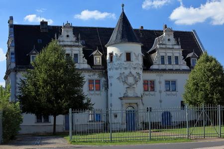 renaissance: Renaissance castle Tngeda Stock Photo