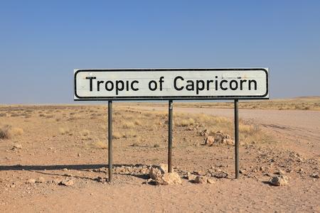 capricorn: Tr�pico de Capricornio
