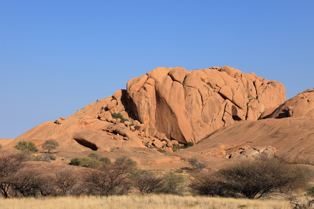 namibia: Landscapes in Namibia