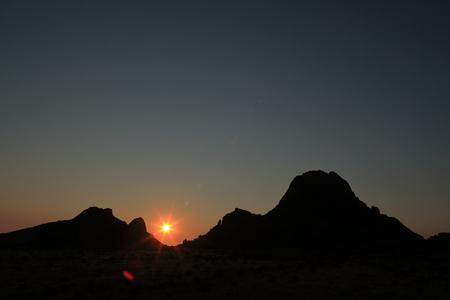 spitzkoppe: The Spitzkoppe in Namibia
